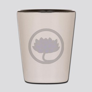 Planeswalkers Library Logo Shot Glass