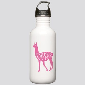 Pink Drama Llama Stainless Water Bottle 1.0L
