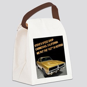 CHARGER Canvas Lunch Bag
