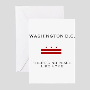 Washington DC Greeting Cards (Pk of 10)