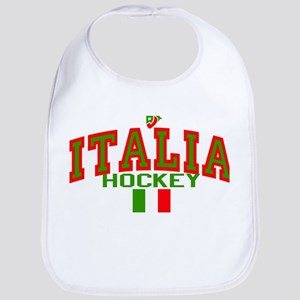 IT Italy Italia Hockey Bib
