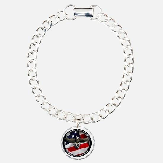 POW - Ride for those who Bracelet
