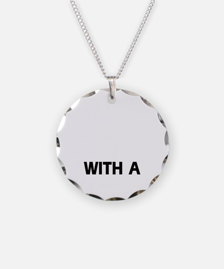 Life is better with a Chines Necklace