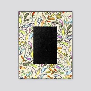 Crazy For Paisley Picture Frame