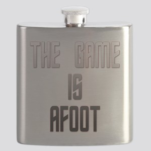 The Game Is Afoot Flask