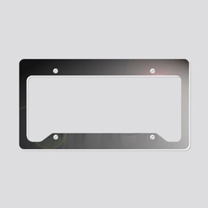 YOGA Bold License Plate Holder