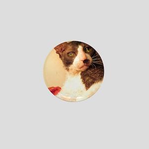 Maggie Is Perplexed Mini Button