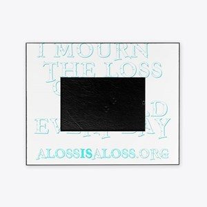 ALOSSISALOSS2 Picture Frame