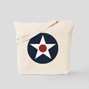 USAAF roundel Tote Bag
