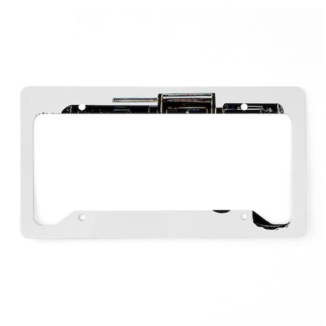 Tesla Ray Gun License Plate Holder by ADMIN_CP109950788