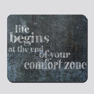 Life Begins Mousepad
