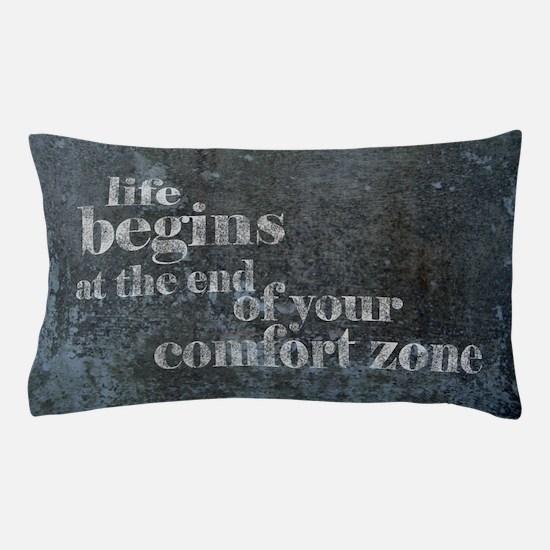Life Begins Pillow Case