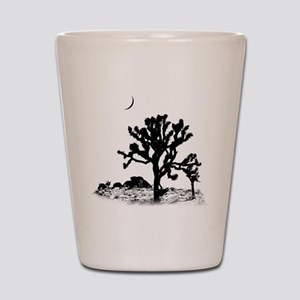 Joshua Tree National Park Shot Glass