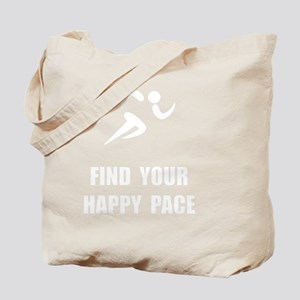 Happy Pace Tote Bag