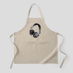Headphones Apron
