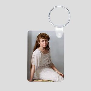 9X12-Sml-framed-print-anas Aluminum Photo Keychain