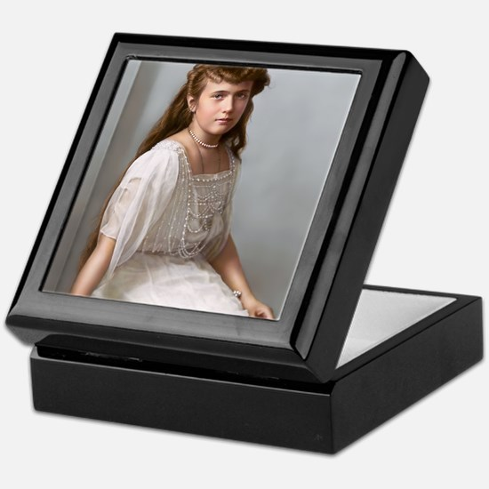 14X10_FramedPrint-Large-anastasia Keepsake Box