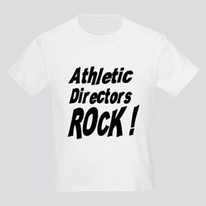 Athletic Directors Rock ! Kids Light T-Shirt