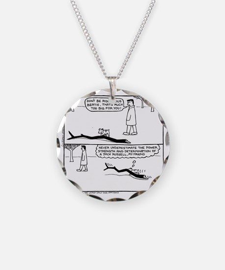 Jack Russell Walkies Necklace