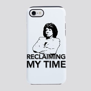 Reclaiming My Time iPhone 7 Tough Case