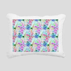 BUCKET_BAG Rectangular Canvas Pillow