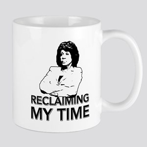 Reclaiming My Time Mugs