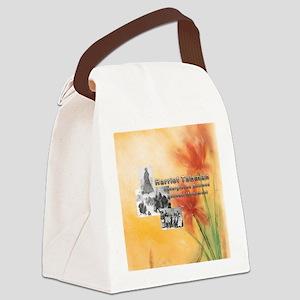 tubmannmsq Canvas Lunch Bag