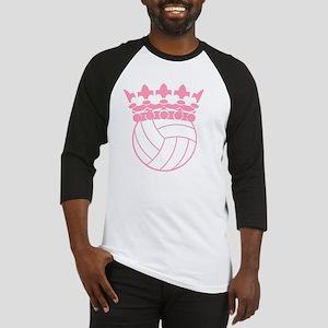 Volleyball Princess Baseball Jersey