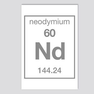 Neodymium Postcards (Package of 8)