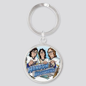 Put On The Foil! Round Keychain