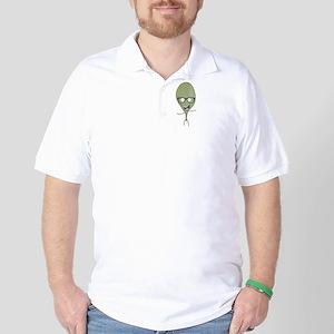 Spinach-Dark Golf Shirt