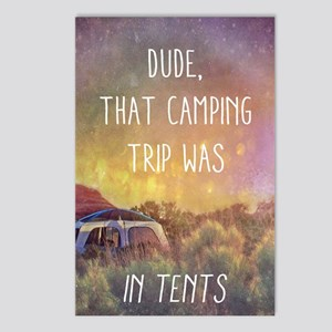 Camping Trip Postcards (Package of 8)