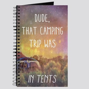 Camping Trip Journal