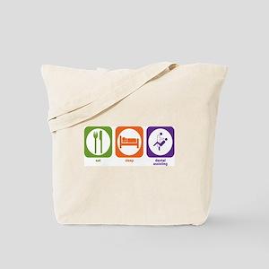 Eat Sleep Dental Assisting Tote Bag