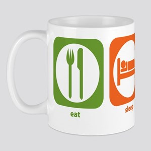 Eat Sleep Dental Assisting Mug