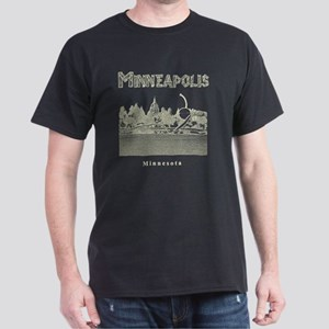 Minneapolis_12x12_Spoonbridge  Cherry Dark T-Shirt