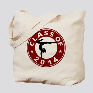 Class Of 2014 Gymnastic Tote Bag