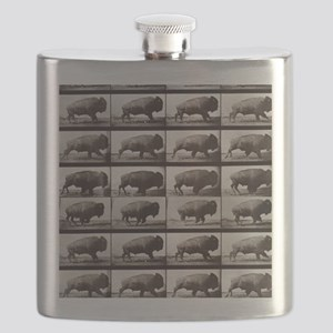 Tiny Buffalo Flask