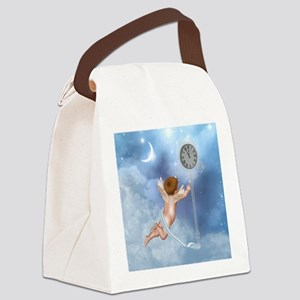 la_jewelery_case Canvas Lunch Bag