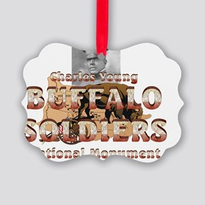 buffsoldiersnm Picture Ornament
