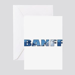 Banff Greeting Cards (Pk of 10)