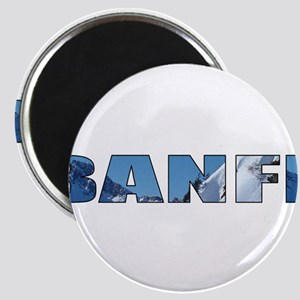 Banff Magnet