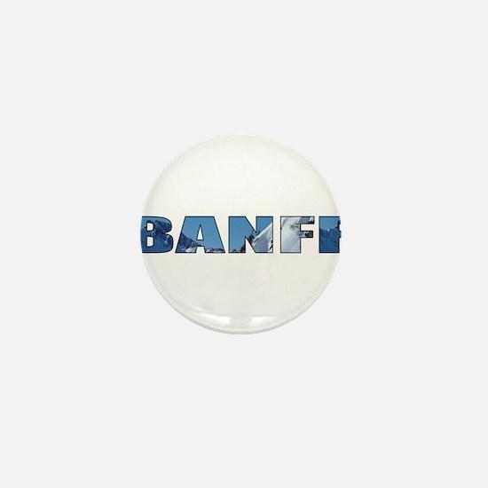 Banff Mini Button