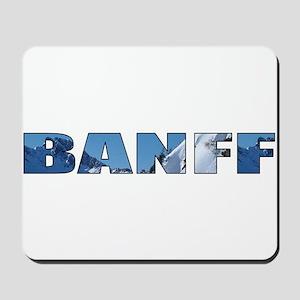 Banff Mousepad