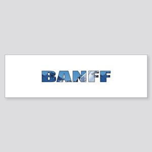 Banff Bumper Sticker