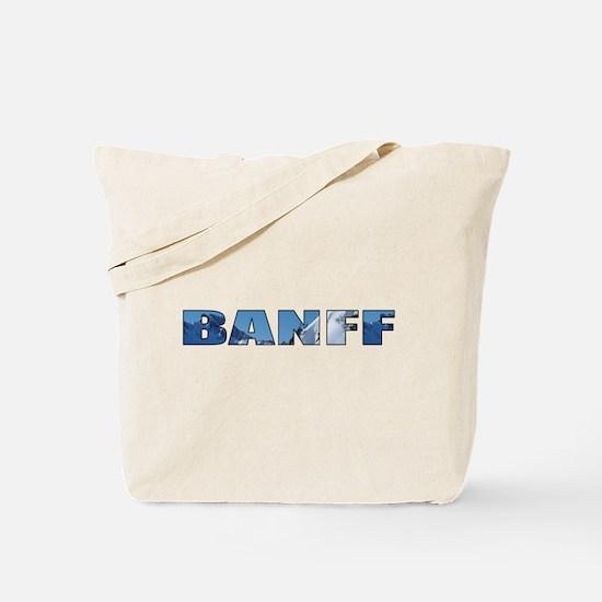 Banff Tote Bag