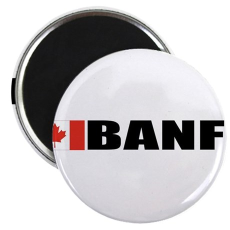"""Banff 2.25"""" Magnet (100 pack)"""