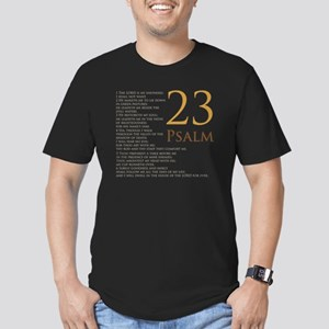 PSA 23 Men's Fitted T-Shirt (dark)