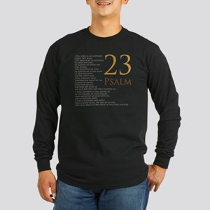 PSA 23 Long Sleeve Dark T-Shirt