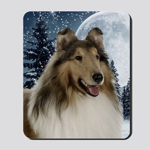 Collie Mousepad